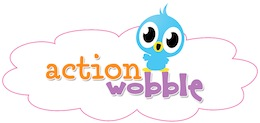 Action Wobble brand image