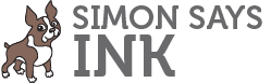 Simon Says Ink logo
