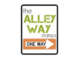 The Alley Way Stamps logo