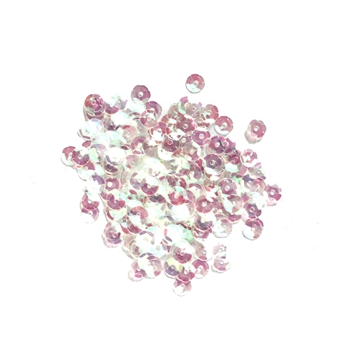 Darice 5MM CRYSTAL IRIDESCENT Sequins 10043-8