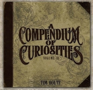 Tim Holtz Idea-ology VOLUME 3 A COMPENDIUM OF CURIOSITIES Book Three TH93135 zoom image
