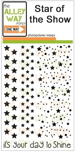 The Alley Way Clear Stamps STAR OF THE SHOW zoom image