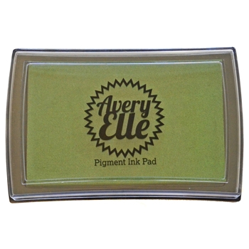 Avery Elle JUNGLE Pigment Ink Pad I-13-21 or 021631