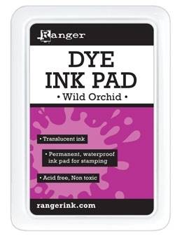 Ranger Dye Ink Pad WILD ORCHID RDP42938