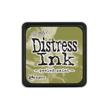 Tim Holtz Distress Mini Ink Pad PEELED PAINT Ranger TDP40071