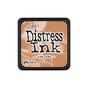 Tim Holtz Distress Mini Ink Pad TEA DYE Ranger TDP40231
