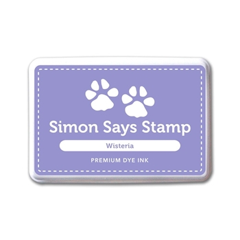 Simon Says Stamp Premium Dye Ink Pad WISTERIA ink052 The Color of Fun