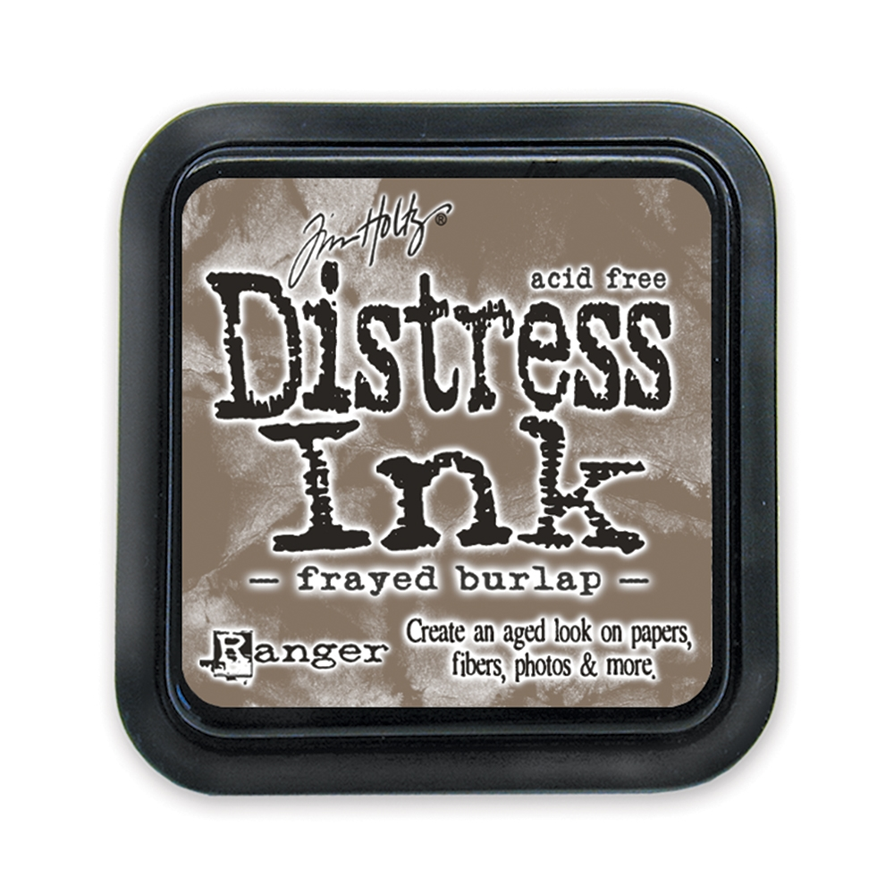 Tim Holtz Distress Ink Pad FRAYED BURLAP Ranger TIM21469 zoom image