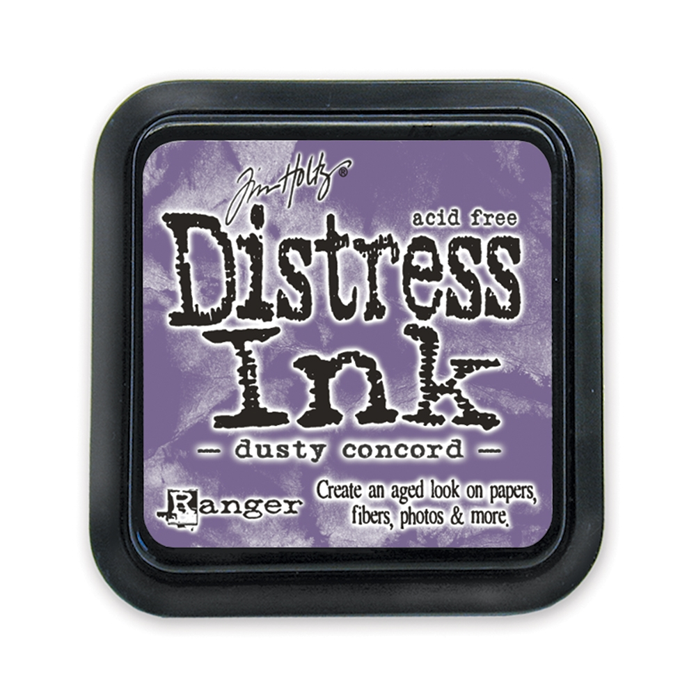 Tim Holtz Distress Ink Pad DUSTY CONCORD Ranger TIM21445 zoom image