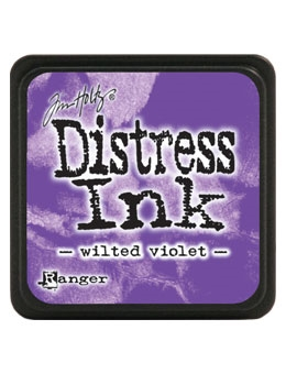 Tim Holtz Distress Mini Ink Pad WILTED VIOLET Ranger TDP47360