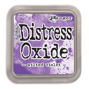 Tim Holtz Distress Oxide Ink Pad WILTED VIOLET Ranger TDO56355