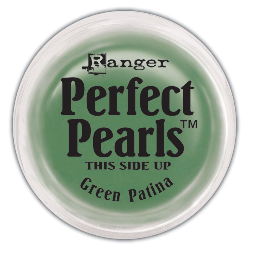 Ranger Perfect Pearls GREEN PATINA Individual Pigment Powder PPP21889 zoom image