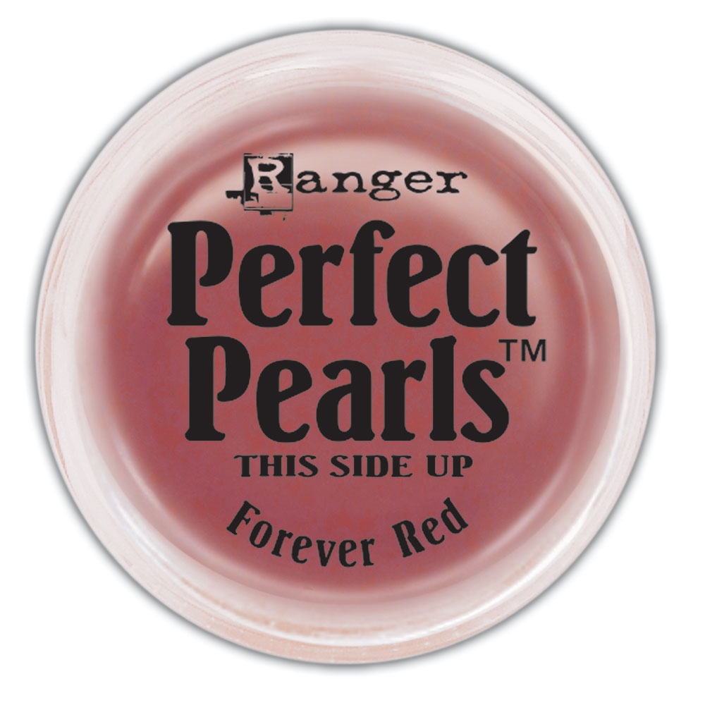 Ranger Perfect Pearls FOREVER RED Individual Pigment Powder PPP17875 zoom image