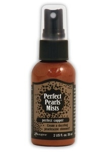 Ranger Perfect Pearls Mist COPPER Glimmer Spray PPM28345 zoom image