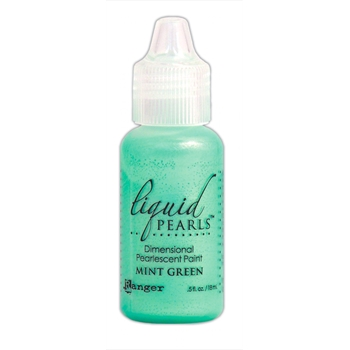 Ranger MINT GREEN Liquid Pearls Pearlescent Paint LPL02000