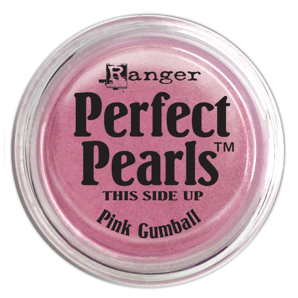Ranger Perfect Pearls PINK GUMBALL Individual Pigment Powder PPP30744 zoom image