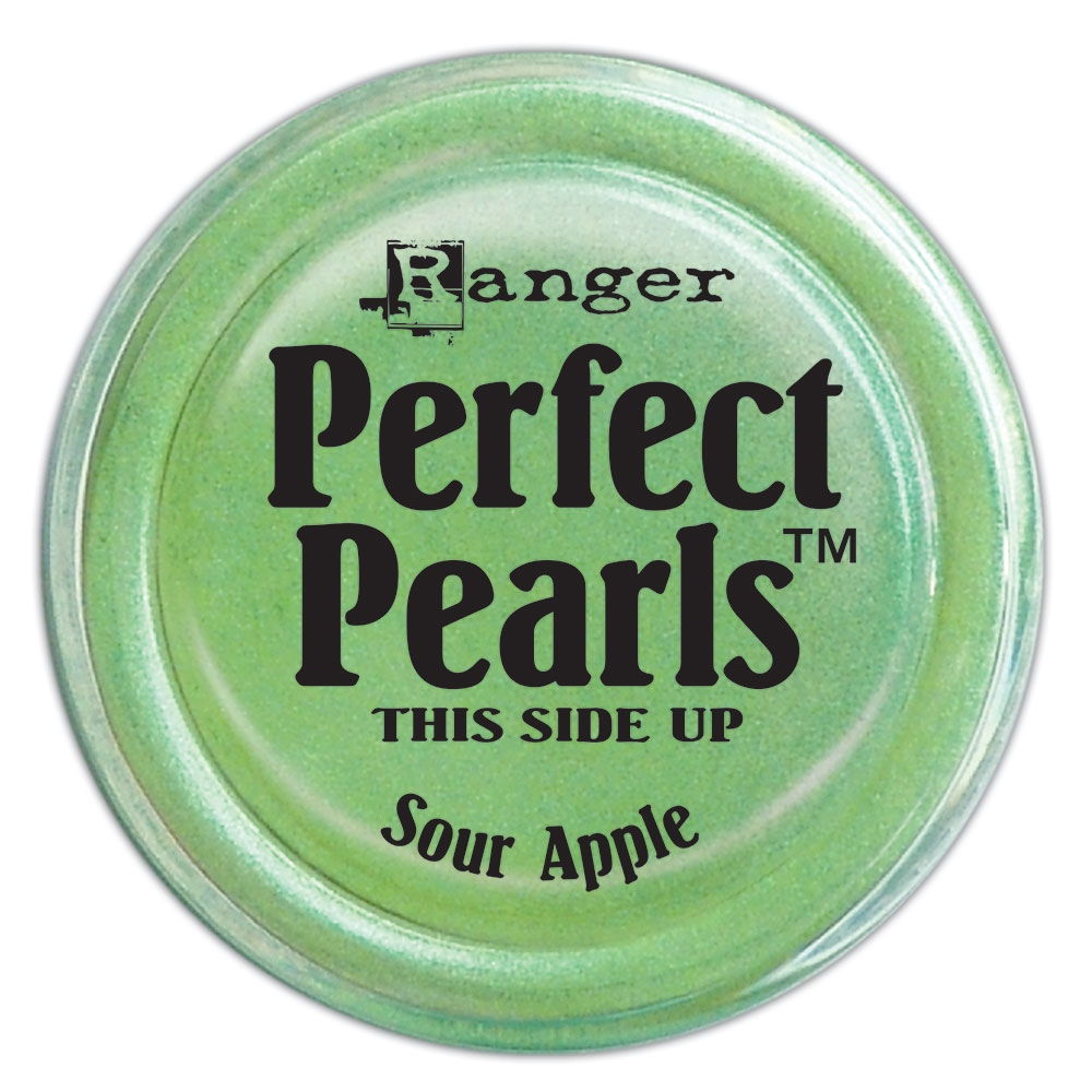 Ranger Perfect Pearls SOUR APPLE Individual Pigment Powder PPP30751 zoom image