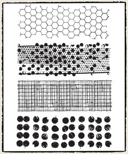 Tim Holtz Cling Rubber Stamps MIXED MEDIA cms125 zoom image