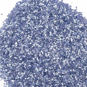 Stampendous STEEL BLUE Crushed Glass Glitter FRG07C* zoom image