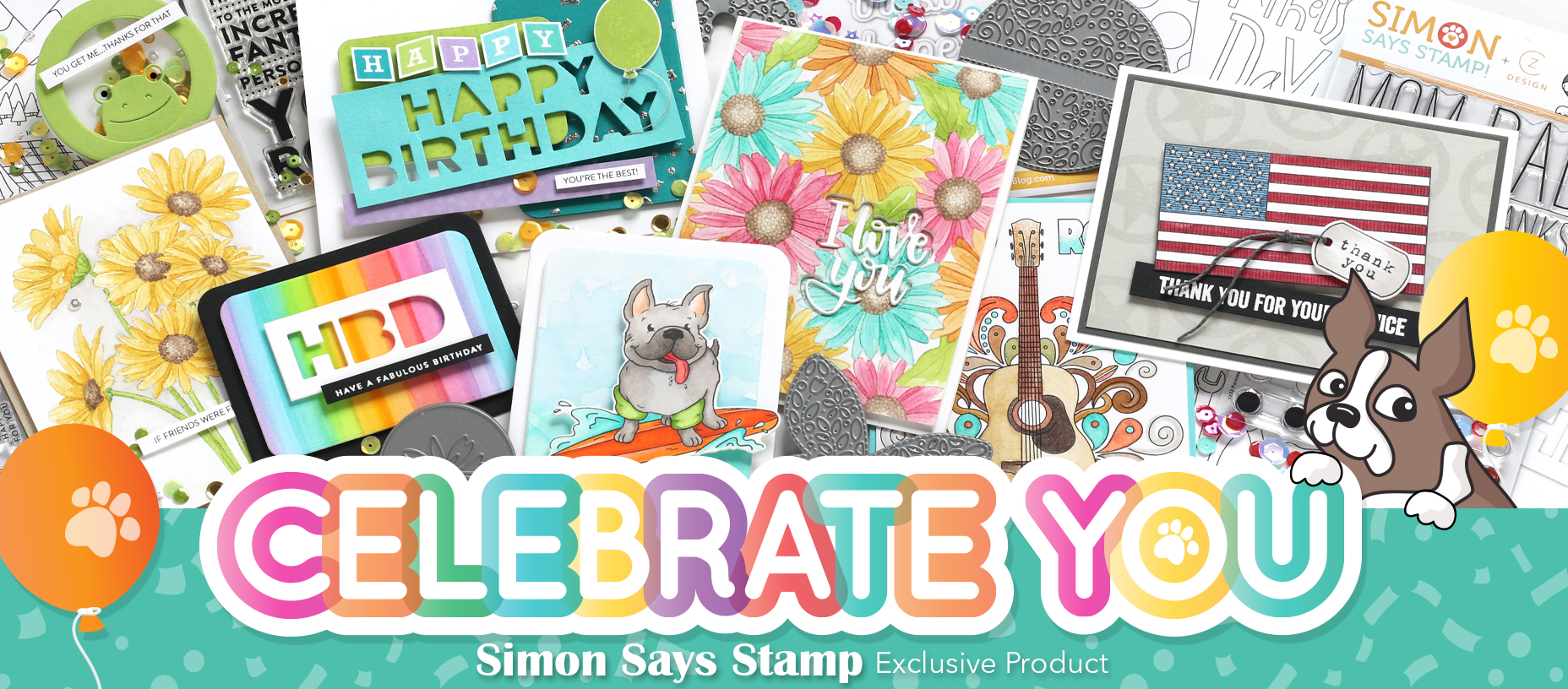 Cherished Collection from Simon Says Stamp