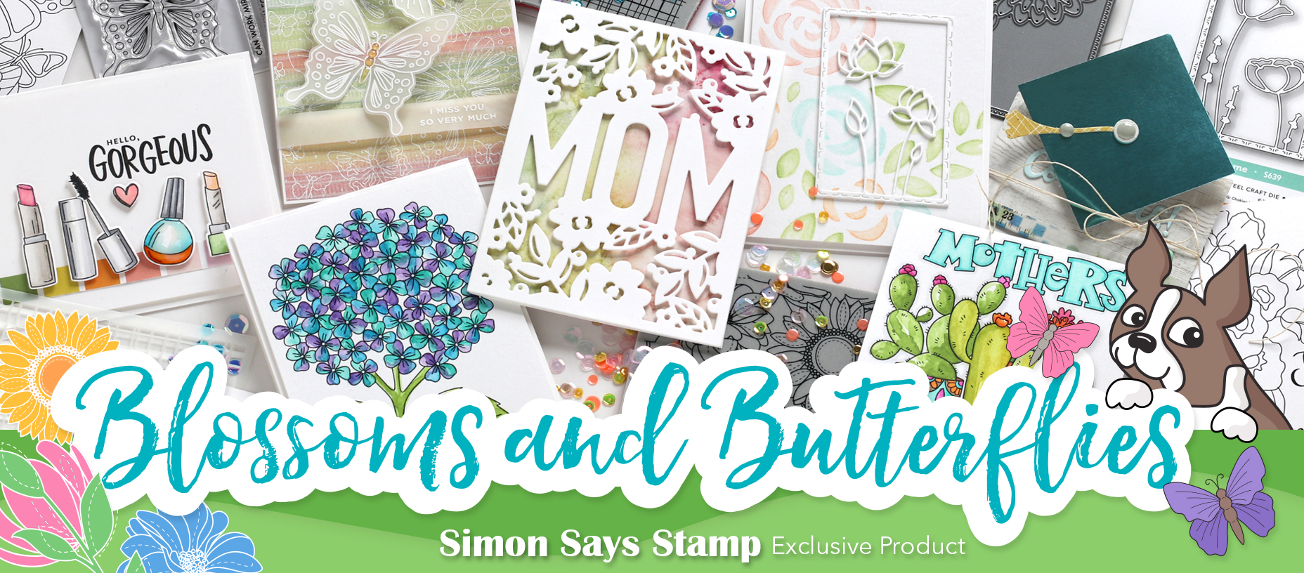 One of a Kind Simon Says Stamp Exclusive Collection