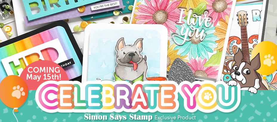 Simon Says Stamp Exclusive Love Collection!