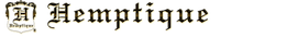 Hemptique logo