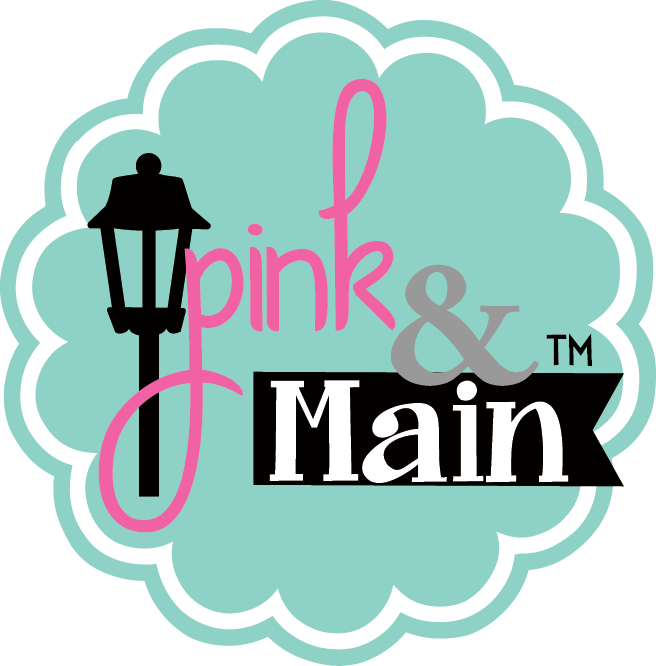 Pink and Main logo