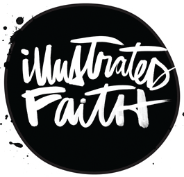 Illustrated Faith logo