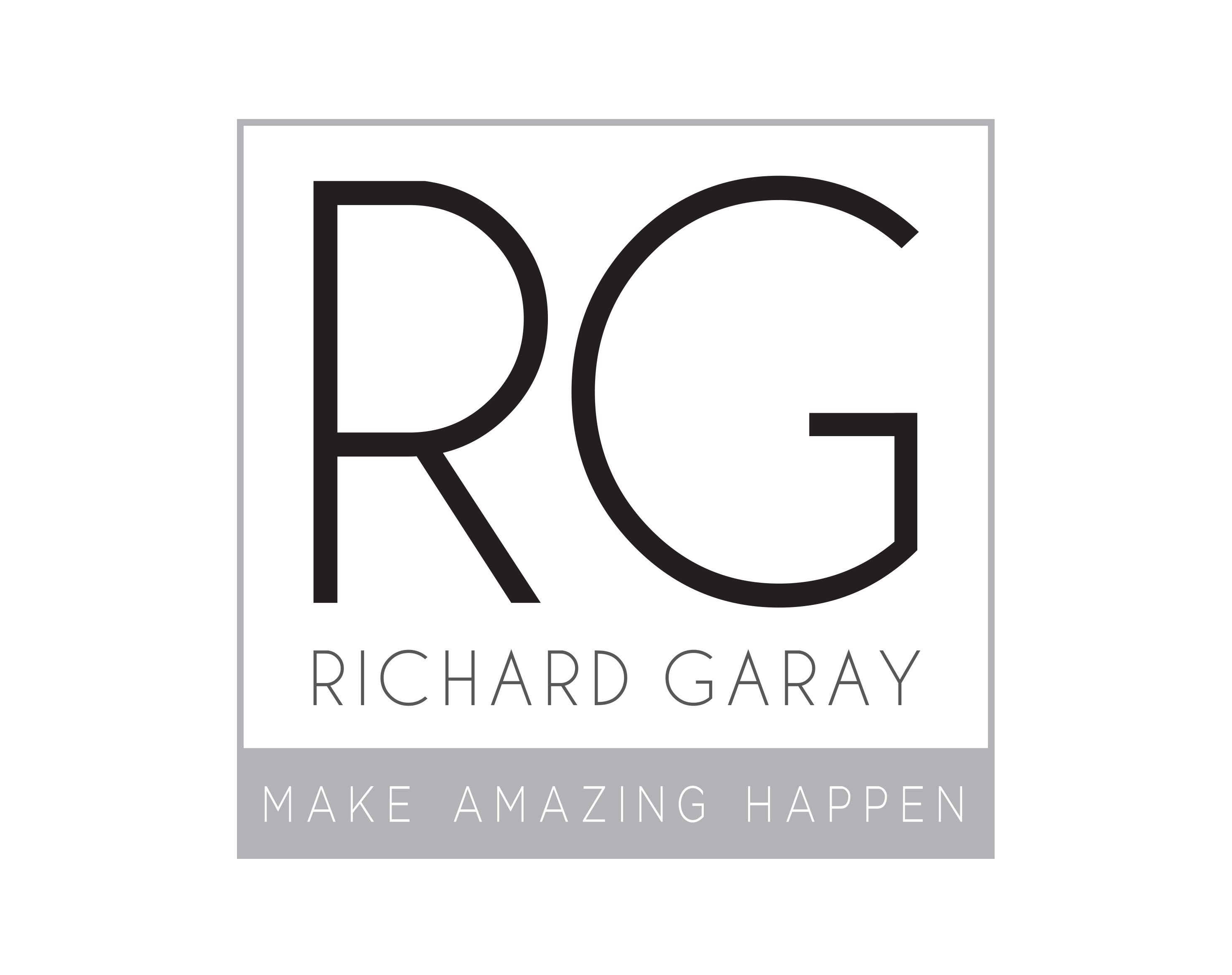 Richard Garay logo