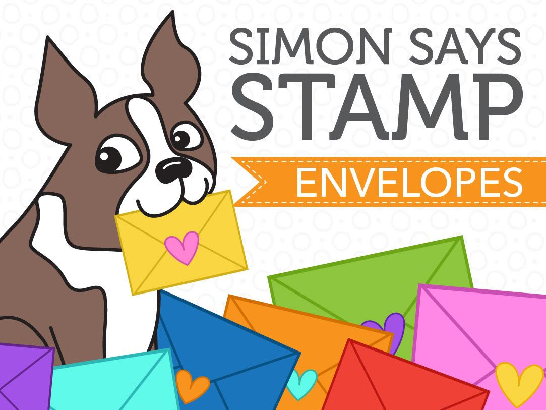 Simon Says Envelopes logo