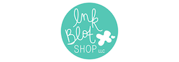 Ink Blot Shop logo