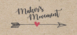 Maker's Movement logo