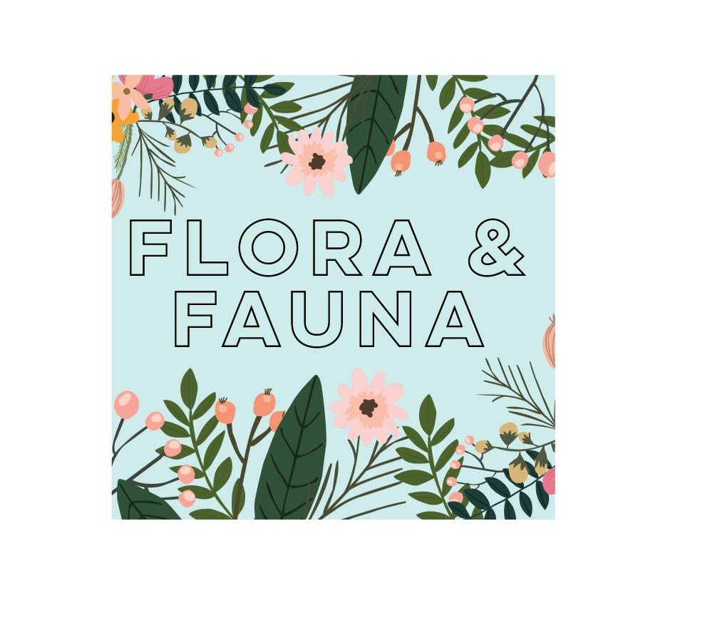Flora and Fauna logo
