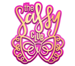 The Sassy Club logo