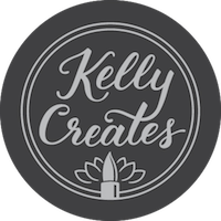 Kelly Creates brand image