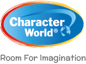 Character World logo