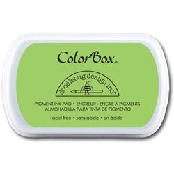 Clearsnap Colorbox LIMEADE Premium Pigment Ink Pad Doodlebug 380062*
