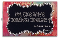 Dyan Reaveley MY CREATIVE JOURNAL JOURNEY Book DYA34124*