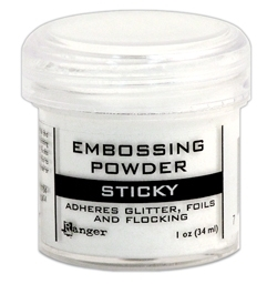 Ranger STICKY Embossing Powder  Emboss Industries EPJ35275
