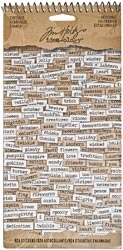 Tim Holtz Idea-ology SEASONAL CHITCHAT Stickers TH93050 zoom image