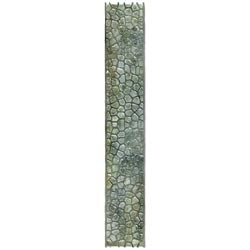 Tim Holtz Sizzix Die COBBLESTONES  Decorative Strip 658252