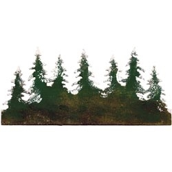 Tim Holtz Sizzix Die TREE LINE On The Edge 658258*