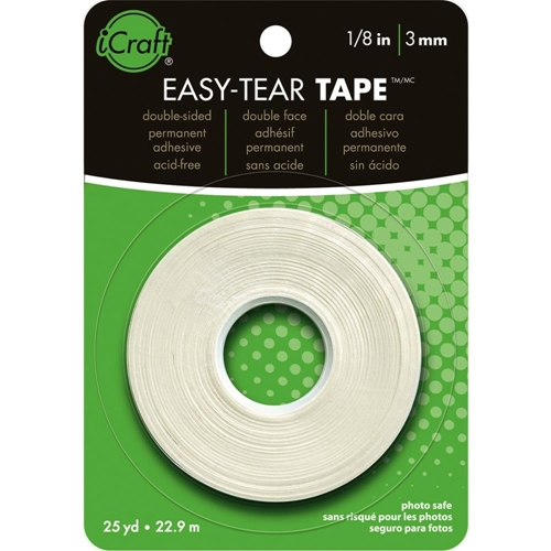 Therm O Web 0.125 INCH iCraft Adhesive Double Sided 3373 Preview Image