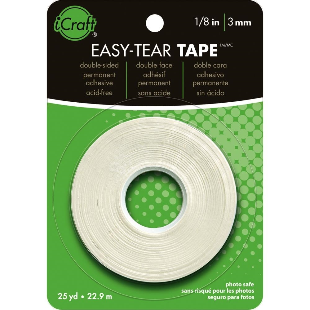 Therm O Web 0.125 INCH iCraft Adhesive Double Sided 3373 zoom image