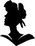 Tim Holtz Rubber Stamp SILHOUETTE 6 Stampers Anonymous J1-1950 zoom image