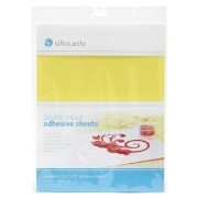 Silhouette DOUBLE SIDED ADHESIVE SHEETS Specialty Media