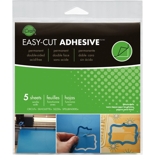 Therm O Web DOUBLE SIDED ADHESIVE SHEETS iCraft 3378 Preview Image
