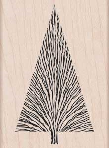 Hero Arts Rubber Stamp MANY BRANCHES TREE H5629