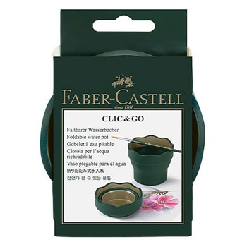 Faber-Castell COLLAPSIBLE WATER CUP Watercoloring 770310